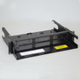 Fiber Optic Empty Rack Mount Enclosure 6 Adapter Panel Spaces No Cover