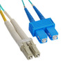 LC and SC Fiber Optic Patch Cords (OM4, OM3, OM2, OM1, OS1)