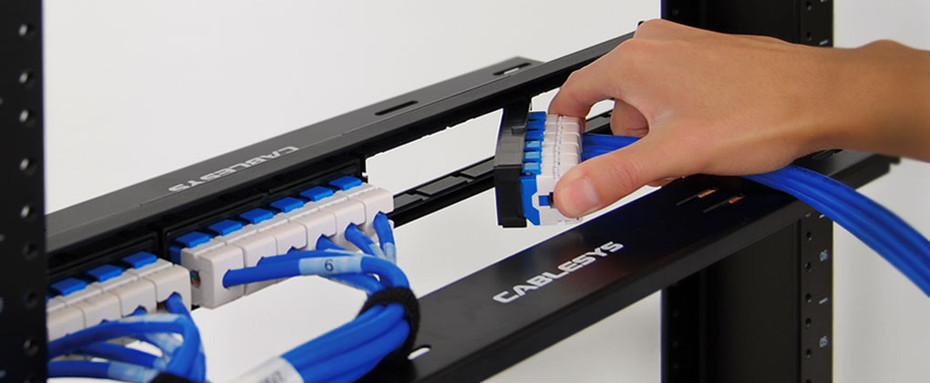 Ethernet: Commercial Cabling Installer Improves Data Connectivity