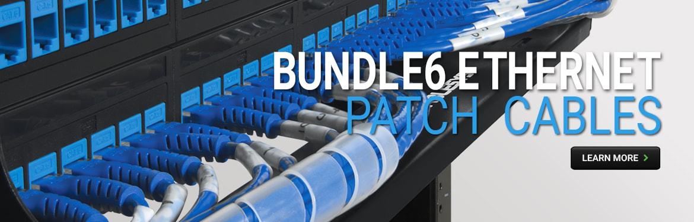 Bundle6 Ethernet Patch Cables