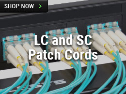 LC and SC Patch Cords