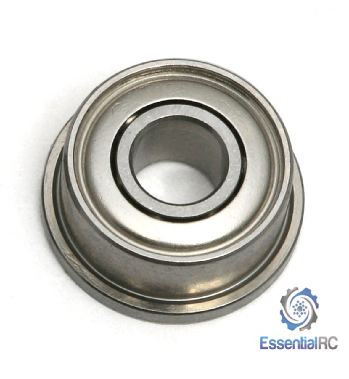 Ball Bearing 1/8 x 5/16 x 9/64 Flanged - 1/12 & 1/10 Front (ea)