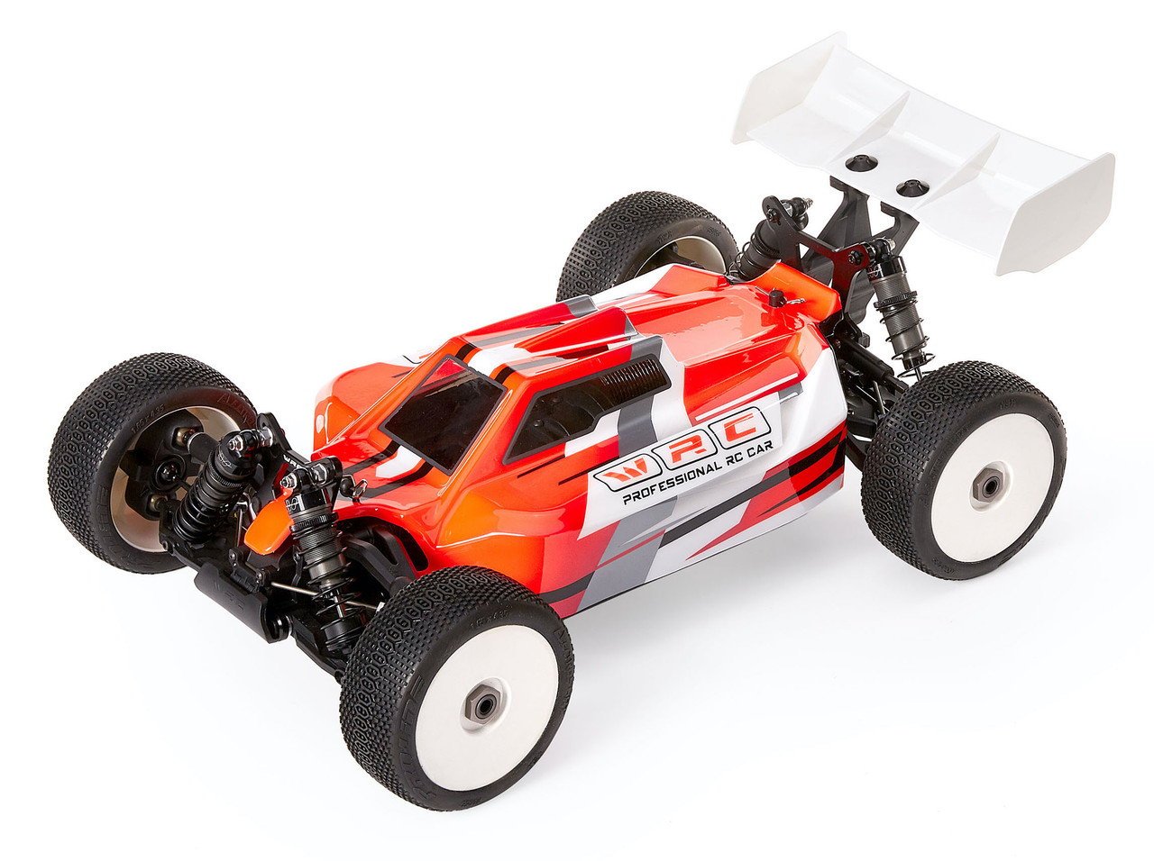 WRC SBXE.1 Electric 1/8th Off-road Buggy Kit