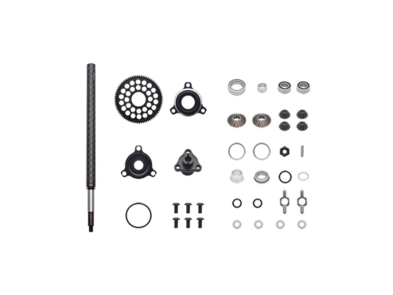 Arrowmax 1/12 Gear Differential Assembly V2