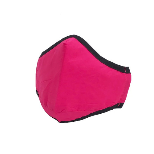 Kids Cotton Solid Face Mask