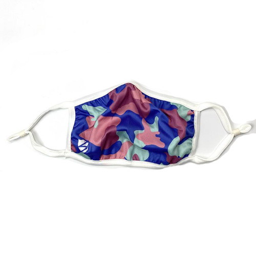 Women's Stealth Face Mask Coral Reef