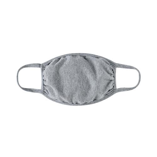 Kids' Solid Color Fabric Face Mask
