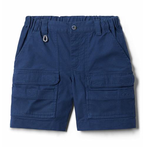 Boys' Columbia Half Moon™ II Short -469Carbon Front