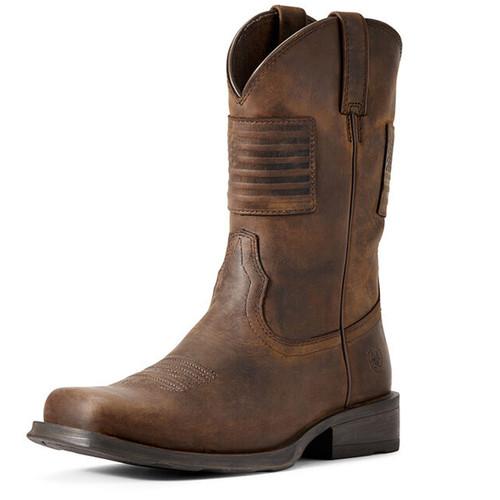 Men's Rambler Patriot Boot