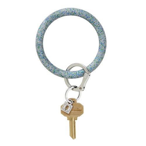 Big O Key Ring - Silicone