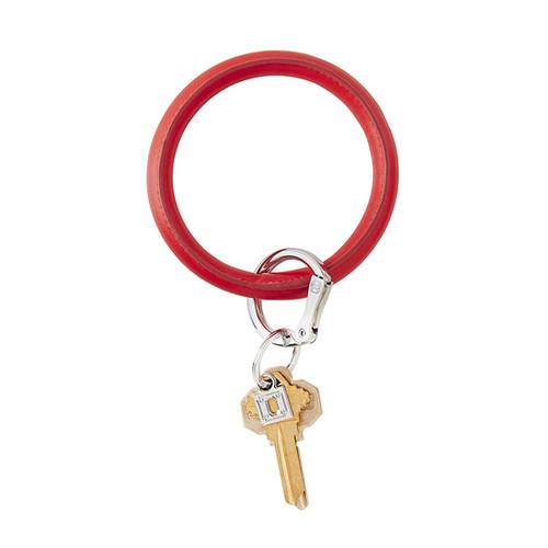 Big O Key Ring - Vegan