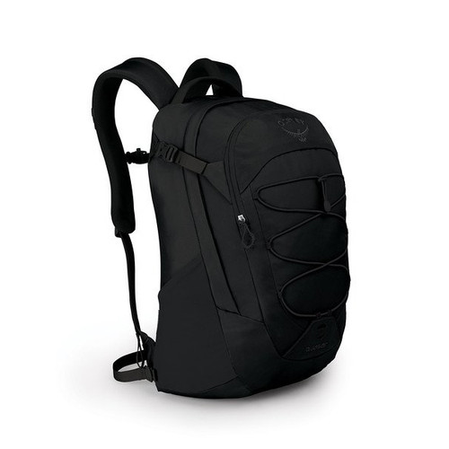 Quasar Black Backpack