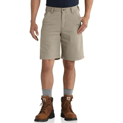 Men's Carhartt Rugged Flex® Rigby Short 232Tan