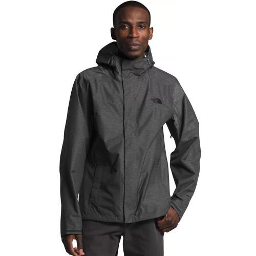 Men's The North Face Venture 2 Jacket Dark Heather Grey