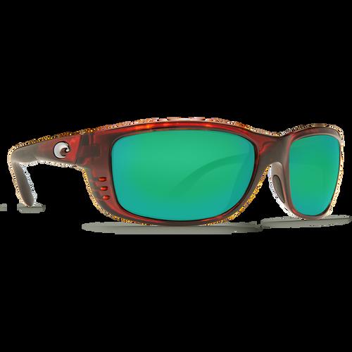 Zane 580G Green Mirror (Frame: Tortoise)