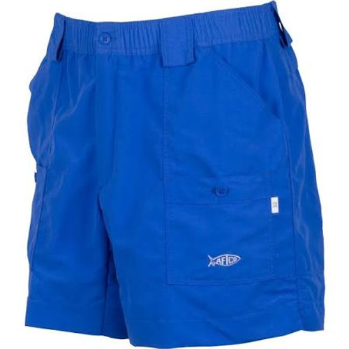 Youth Aftco Original Fishing Short Royal