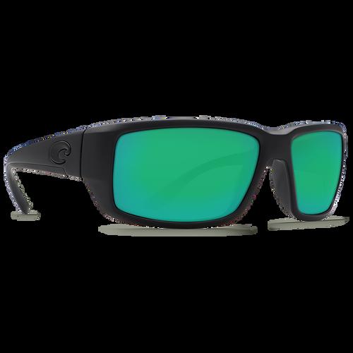 Fantail 580P Green mirror (Frame: Blackout)