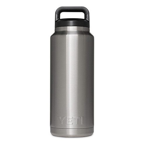 Yeti Rambler 36 oz Bottle with Triplehaul Cap -Stainless Steel