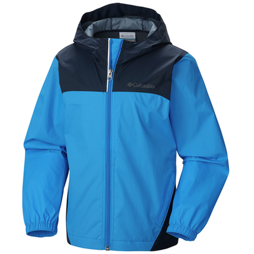 Boys' Columbia Glennaker™ Rain Jacket 431HyperBlue Front