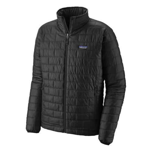 Men's Patagonia Nano Puff Black Jacket