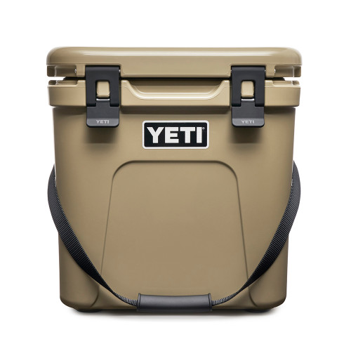Yeti Roadie 24 Hard Cooler Tan Front