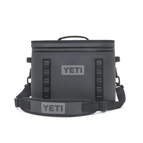 Yeti Hopper Flip 18 Soft Cooler -Charcoal