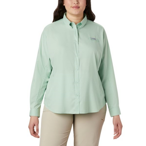 Women's PFG Long-Sleeve Tamiami II Shirt - Plus Size