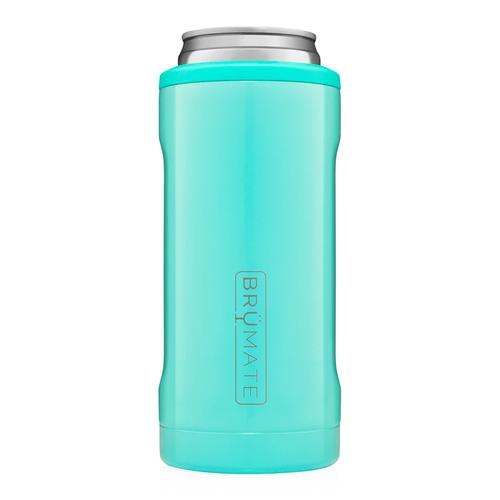 Slim Can-Cooler in Aqua