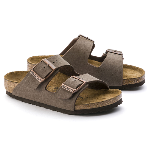 Kids' Birkenstock Arizona Sandals Mocha