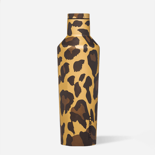 16 oz. Canteen in Luxe Leopard