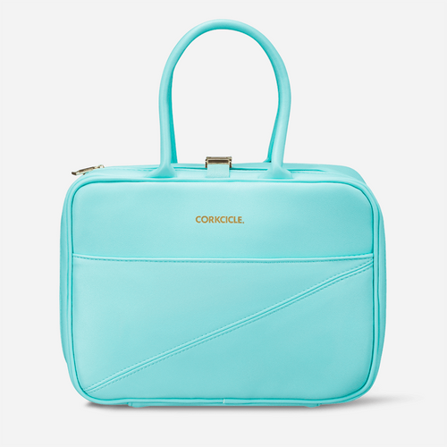 Turquoise Lunch Box