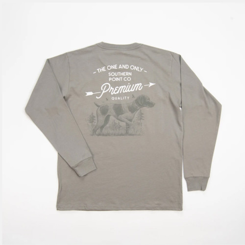 Youth Southern Point Field Approved T-Shirt Back