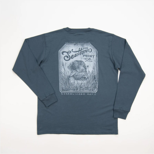 Youth Southern Point Classic Outdoors T-Shirt Back