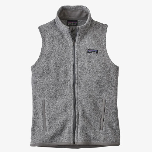 Women's Patagonia Birch White Better Sweater Vest