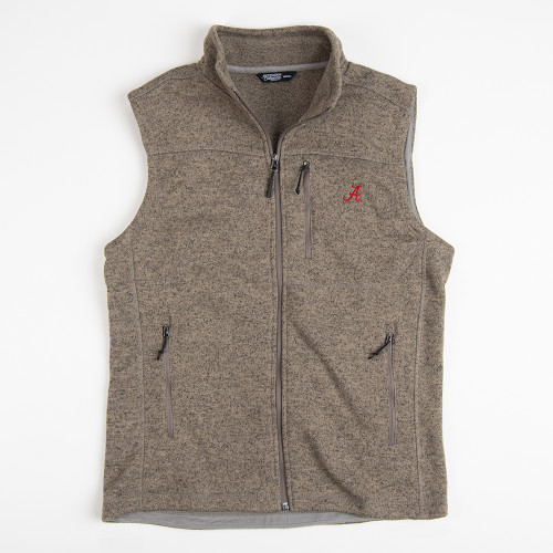 Men's Tuskwear Alabama Everyday Fleece Vest Tan