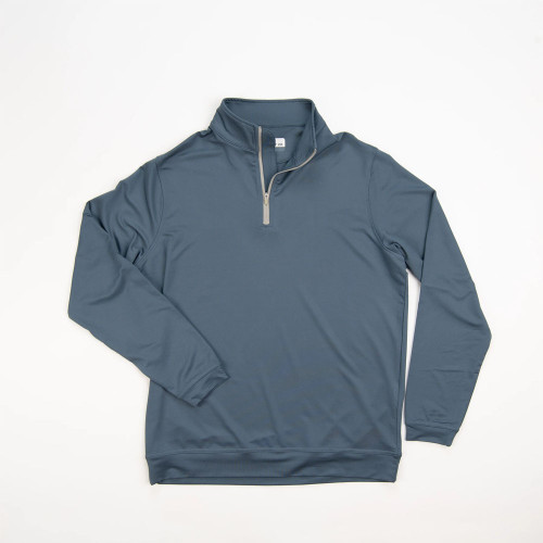 Men's Southern Point Orion Blue Lodge Pullover Front