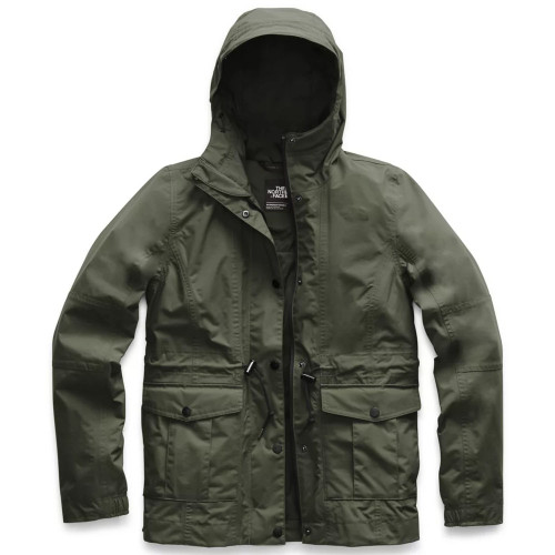 Women's The North Face Zoomie Jacket New Taupe