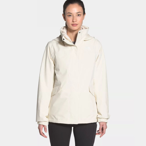 Women's The North Face Osito Triclimate Jacket Vintage White