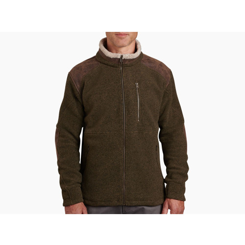 Men's Kuhl Alpenwurx Fleece Jacket -Olive
