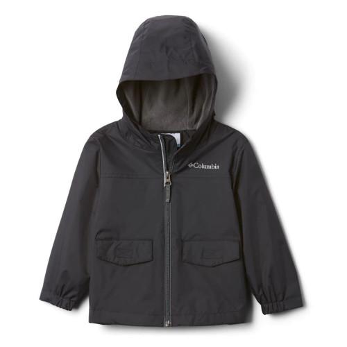 Toddler Boys' Columbia Rain-zilla Jacket Black