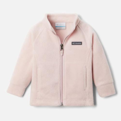 Infant Girls' Columbia Benton Springs Fleece Jacket Mineral Pink