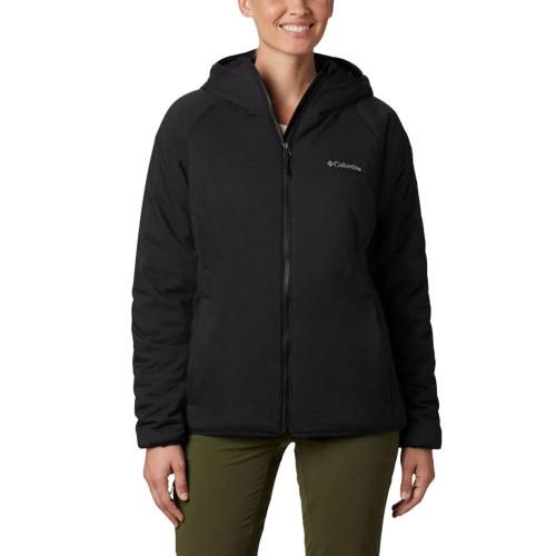 Women's Columbia Kruser Ridge II Jacket Black