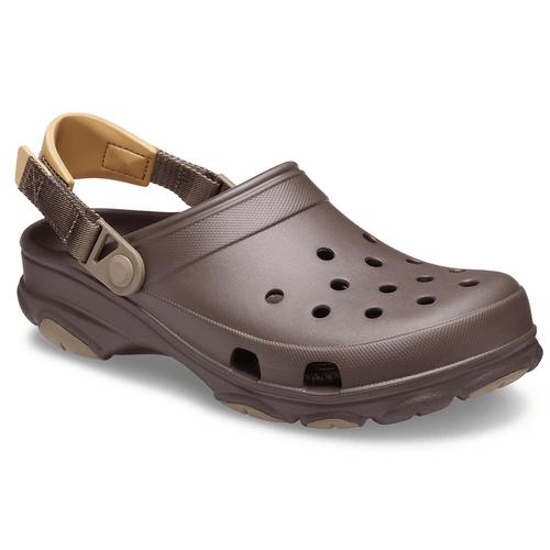 Men's Crocs Classic All-Terrain Clog Espresso Brown