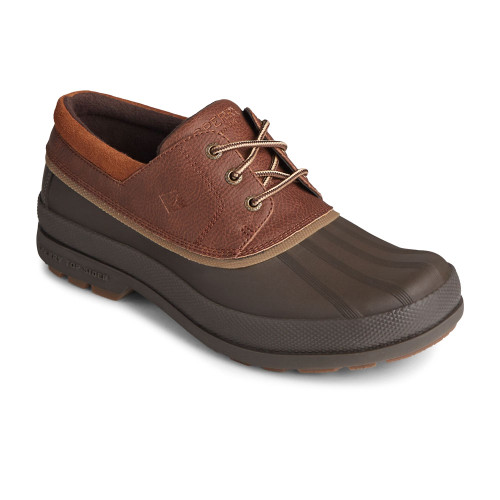 Men's Sperry Cold Bay 3-Eye Boot Brown/Tan Main