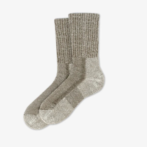 Thorlos Light Cushion Coolmax Hiking Crew Sock -Medium Sage