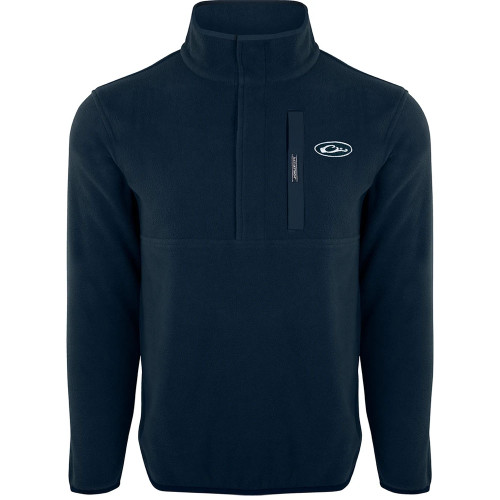 Men's Drake Camp Fleece Pullover 2.0 Navy