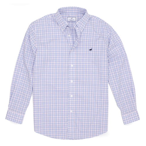 Boys' Properly Tied Seasonal Sportshirt Bermuda