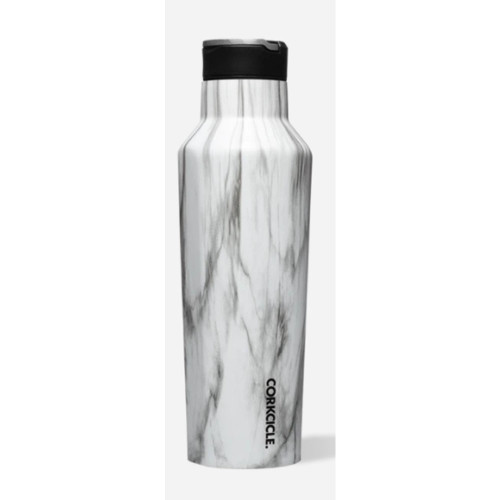 Corkcicle 20 oz. Sport Canteen in Snowdrift Front
