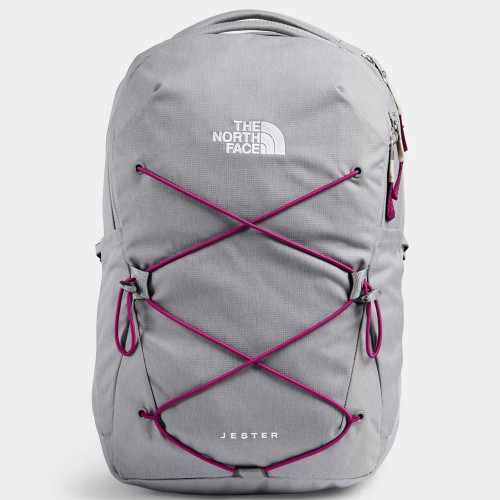 Women's The North Face Jester Backpack Meld Grey/Plum