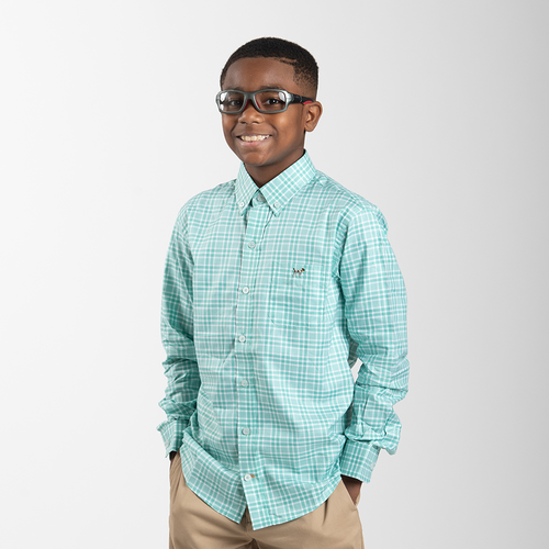 Boys' Southern Point Co. Hadley Dress Shirt 268